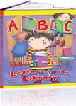 ABC Letters in the Library