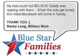 Blue Star Family Quote